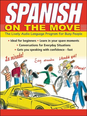 cover image of Spanish on the Move