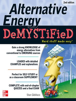 cover image of Alternative Energy DeMYSTiFieD