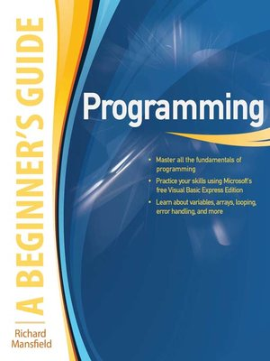 cover image of Programming