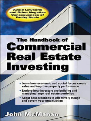 cover image of The Handbook of Commercial Real Estate Investing