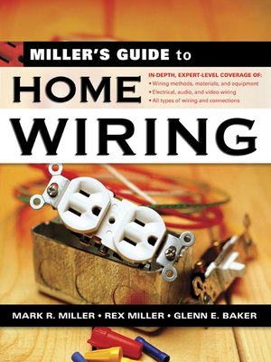cover image of Miller's Guide to Home Wiring
