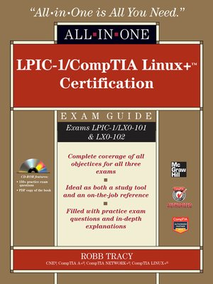 Lpic 1 Comptia Linux Certification All In One Exam Guide Exams