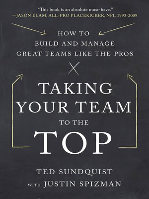 cover image of Taking Your Team to the Top