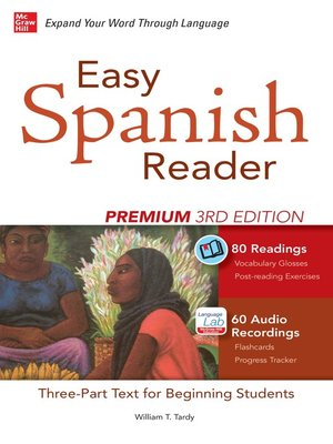 cover image of Easy Spanish Reader Premium