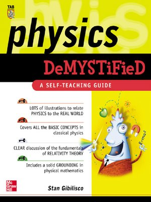 cover image of Physics Demystified