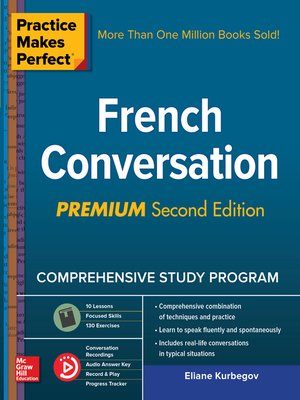 cover image of French Conversation