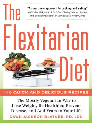 cover image of The Flexitarian Diet