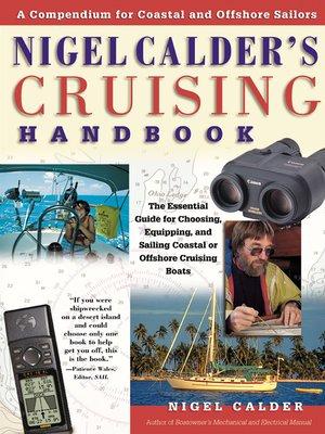 cover image of Nigel Calder's Cruising Handbook