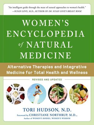 cover image of Women's Encyclopedia of Natural Medicine