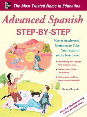 cover image of Advanced Spanish Step-by-Step