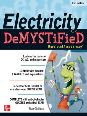 cover image of Electricity Demystified