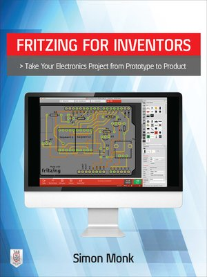 cover image of Fritzing for Inventors