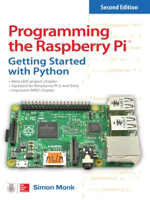 cover image of Programming the Raspberry Pi