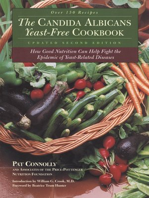 cover image of Candida Albican Yeast-Free Cookbook