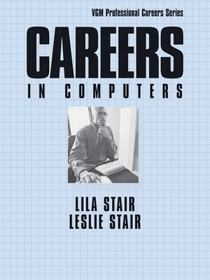 cover image of Careers in Computers