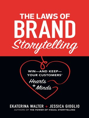 cover image of The Laws of Brand Storytelling