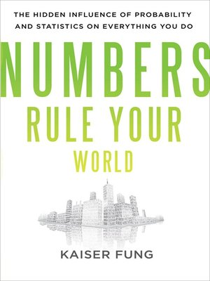 cover image of Numbers Rule Your World