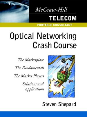 cover image of Optical Networking Crash Course