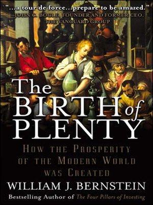 cover image of The Birth of Plenty