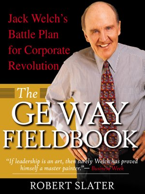 cover image of The GE Way Fieldbook