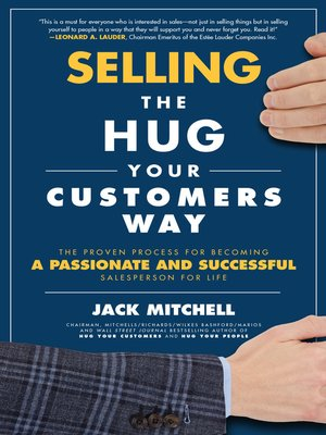 cover image of Selling the Hug Your Customers Way