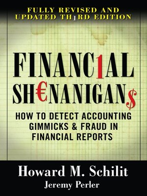 cover image of Financial Shenanigans