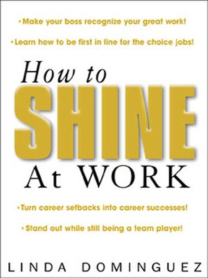 cover image of How to Shine at Work