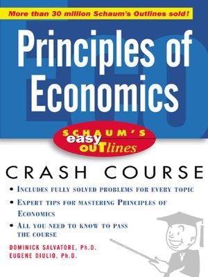 Economics dominick ebook international salvatore