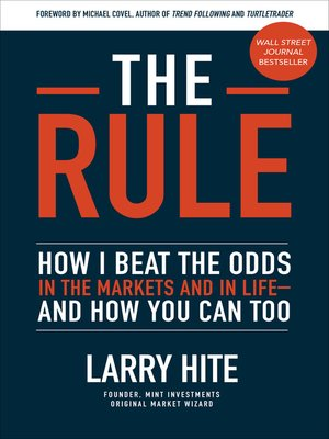 cover image of The Rule
