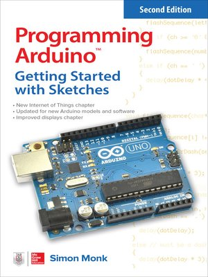 cover image of Programming Arduino