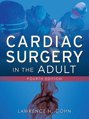 cover image of Cardiac Surgery in the Adult