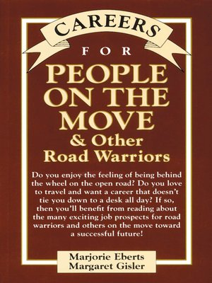 cover image of Careers for People on the Move & Other Road Warriors