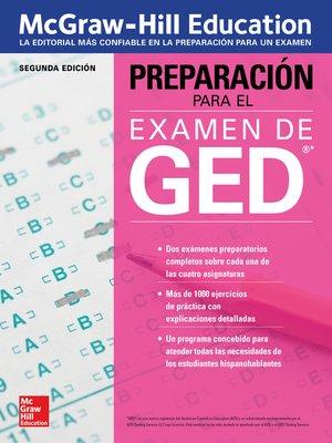 cover image of Preparación para el Examen de GED, Segunda edicion