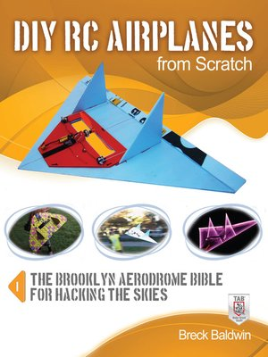 cover image of DIY RC Airplanes from Scratch