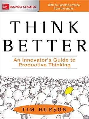cover image of Think Better