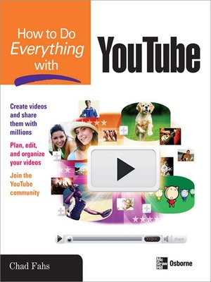 cover image of How to Do Everything with YouTube