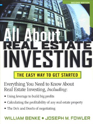 cover image of All About Real Estate Investing