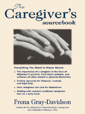 cover image of The Caregiver's Sourcebook