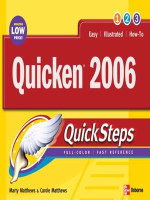 cover image of Quicken® 2006