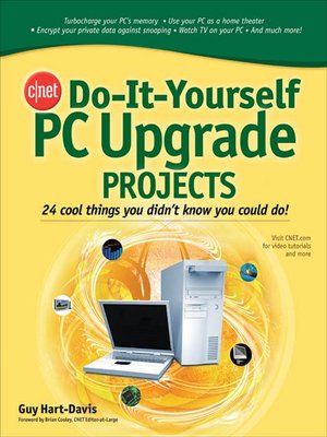 cover image of CNET Do-It-Yourself PC Upgrade Projects