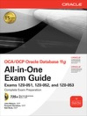 ocp oracle9i exam guide ebook