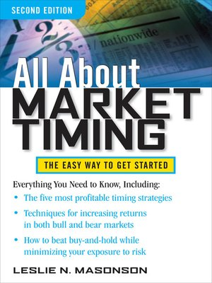 cover image of All About Market Timing