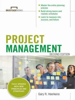cover image of Project Management (Briefcase Books Series)