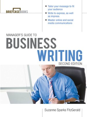 cover image of Manager's Guide To Business Writing