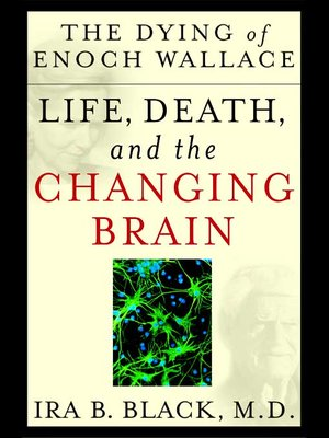 cover image of The Dying of Enoch Wallace
