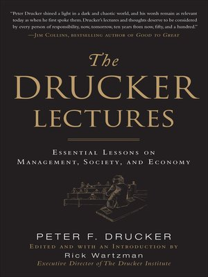 peter drucker books pdf free download