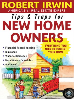 cover image of Tips & Traps for New Home Owners