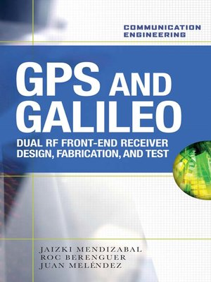 cover image of GPS and Galileo