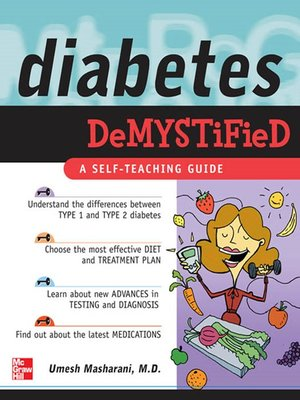 cover image of Diabetes Demystified
