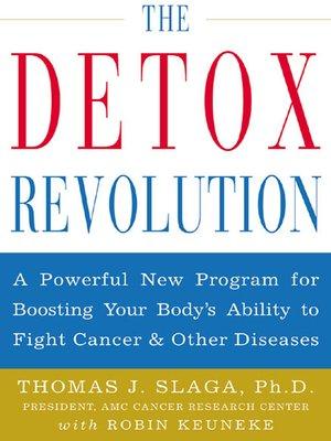 cover image of The Detox Revolution
